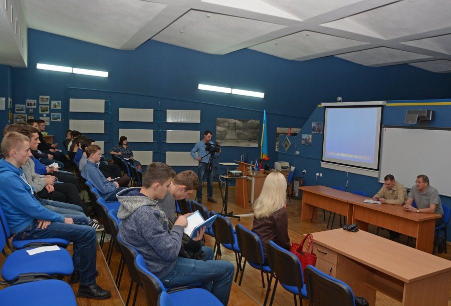 """Nuclear school of RNPP"" started the second semester of training"