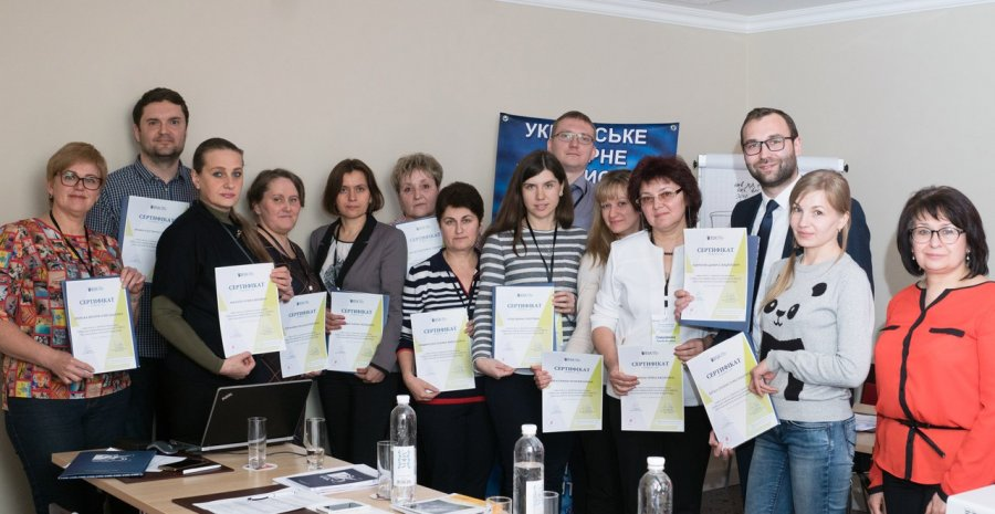"Training ""Building effective communication with the media and the public in nuclear energy"" was held The Ukrainian Nuclear Society acted as the organizer of the training ""Building Effective Communication with the Media and the Public in Nuclear Energ"