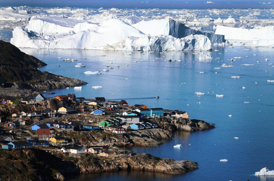 Greenland ice sheet studied as part of repository research