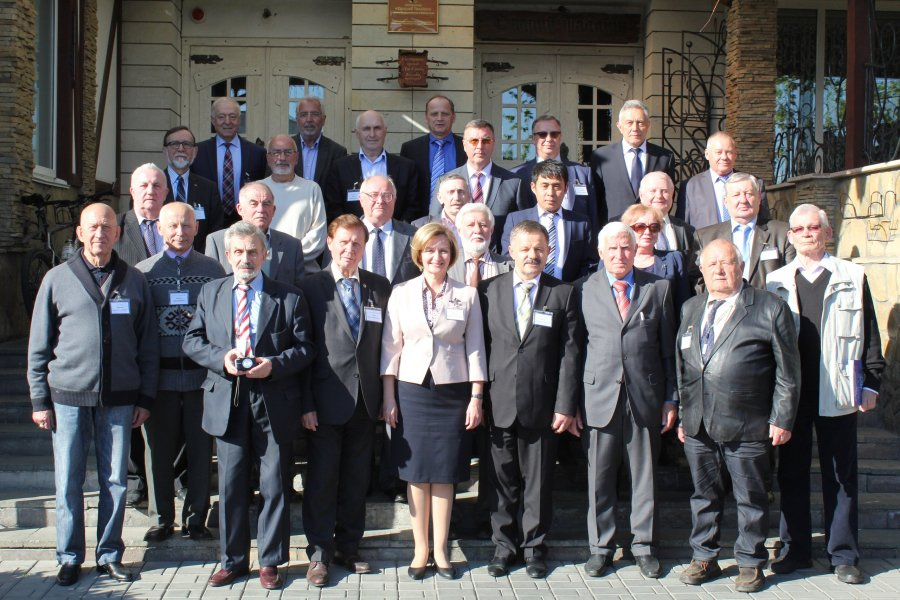 International conference of veterans of nuclear energy devoted to issues of development of nuclear energy and safety of nuclear power plants was held in Slavutych